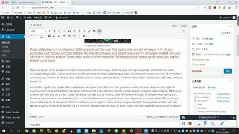 【Meta优化】WordPress必备插件 Yoast SEO