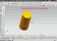 NX8.5建模模块-基准轴用法