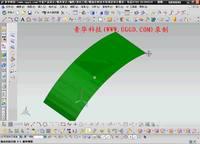 NX8.5建模模块-偏置面用法
