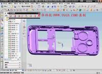 NX8.5建模模块-同步建模之设为相切