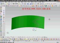 NX8.5建模模块-分割面用法