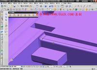 NX8.5建模模块-同步建模之圆角重新排序