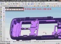 NX8.5建模模块-同步建模之粘贴面