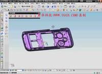 NX8.5建模模块-同步建模之阵列面