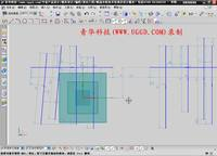 NX8.5-草图模块-草图工具-快速修剪运用