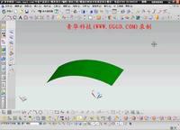 NX8.5建模模块-偏置曲面用法