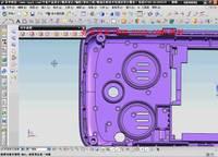 NX8.5建模模块-同步建模之拉出面