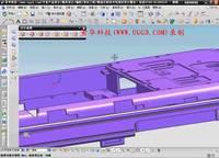 NX8.5建模模块-同步建模之调整倒斜角大小