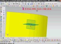 NX8.5建模模块-曲面上的文本用法