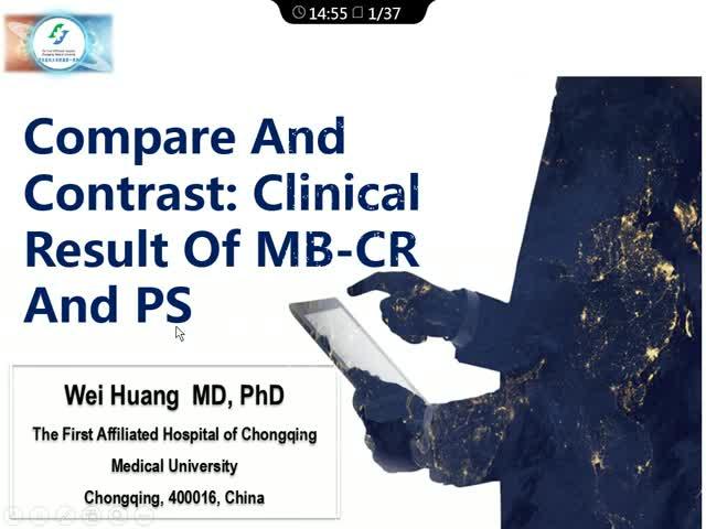MB-CR术后临床表现、及长期随访结果比较