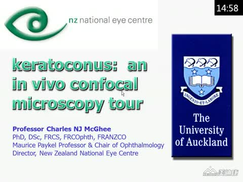In Vivo Confocal Microscopy