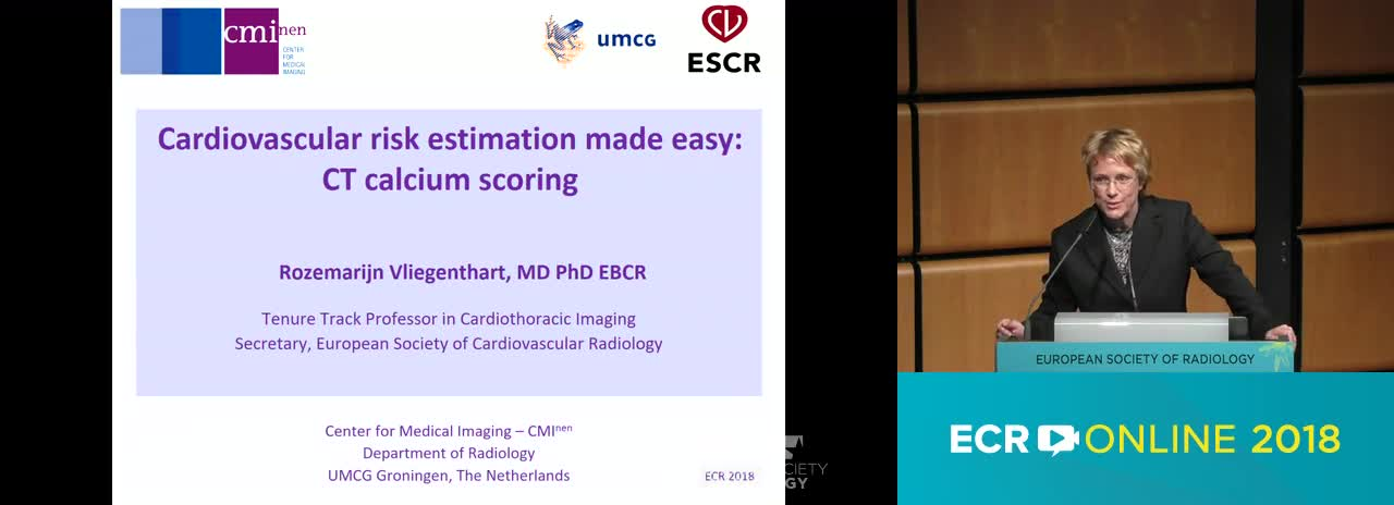 Cardiovascular risk estimation made easy: CA-scoring