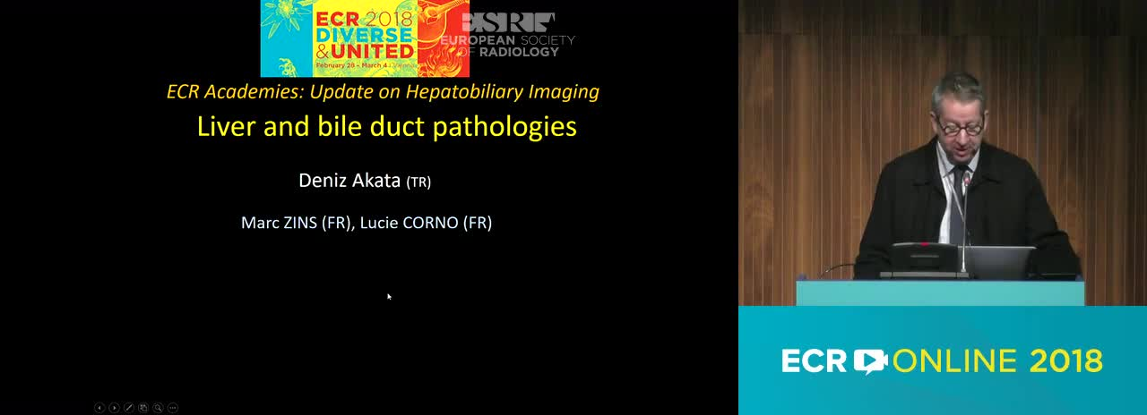 Liver and bile duct pathologies---Chairperson's introduction
