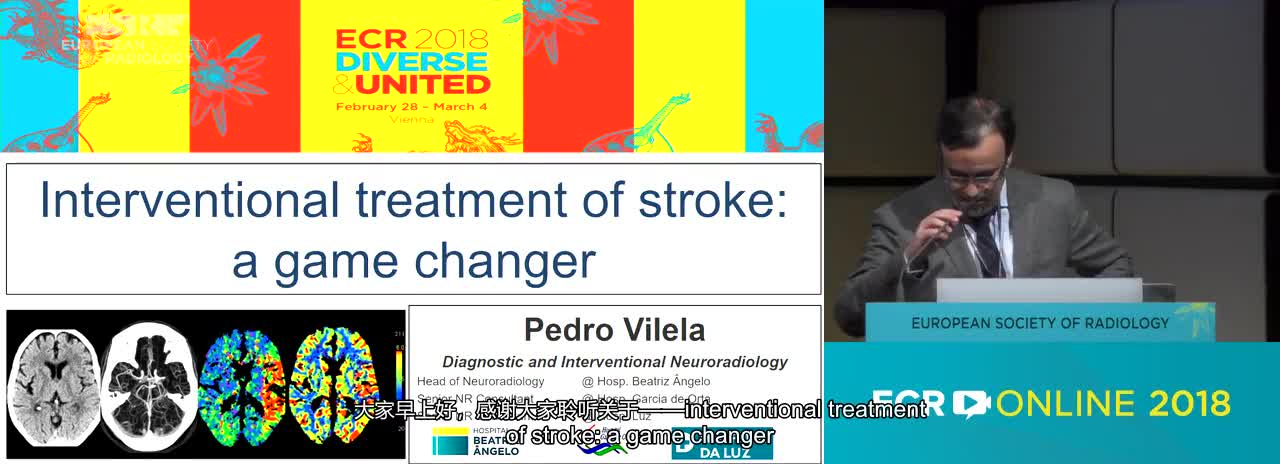 Interventional treatment of stroke: a game changer---Chairperson's introduction