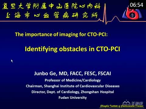 CTO-PCI影像识别