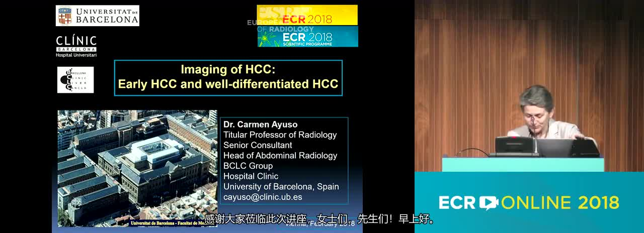 B. Early HCC and well-differentiated HCC