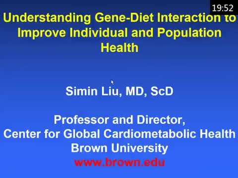 Understanding gene-environment interaction to improve both individual and population health
