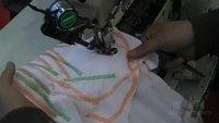 小筒绷缝机自动剪线展示视频