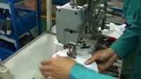 500绷缝机普通剪线操作视频