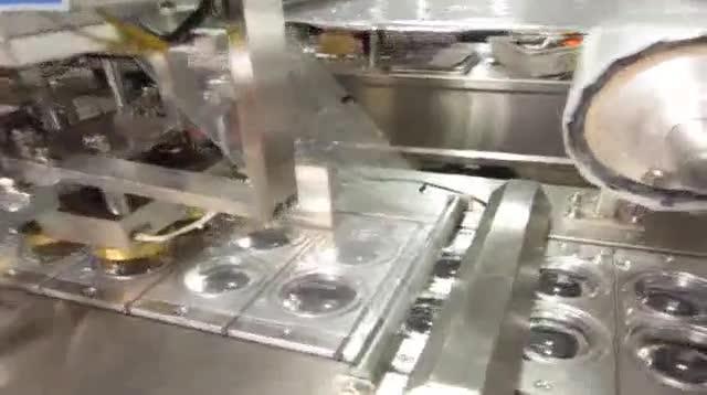 JXS-2月饼蛋黄酥封口机