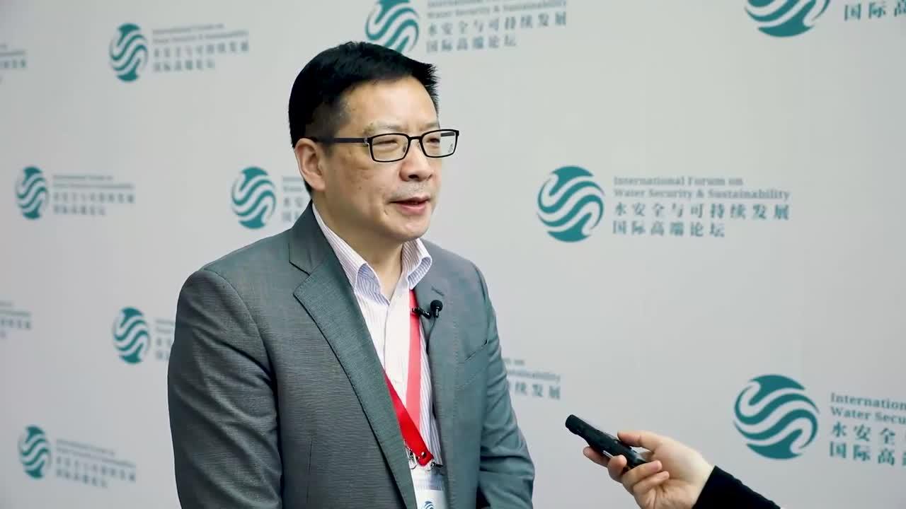 r Zhiyu Zhong on water security of the Yangtze